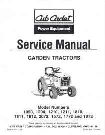 binder books ih cub cadet manuals rh binderbooks com cub cadet 1440 user manual cub cadet 1440 owners manual