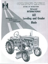 Binder Books: IH Implements Manuals