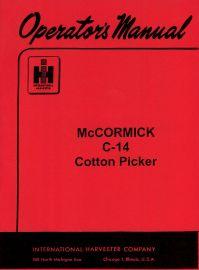 Binder Books: IH Implements Manuals