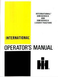 Operator's Manual, International 3200B/3300B Skid Steer Loader(4WD)