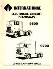 binder books: electrical circuit diagrams for 1989-90 ... 1989 international wiring diagram  binder books