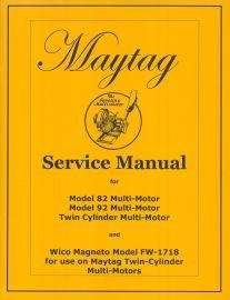 Wico x magneto Repair manual