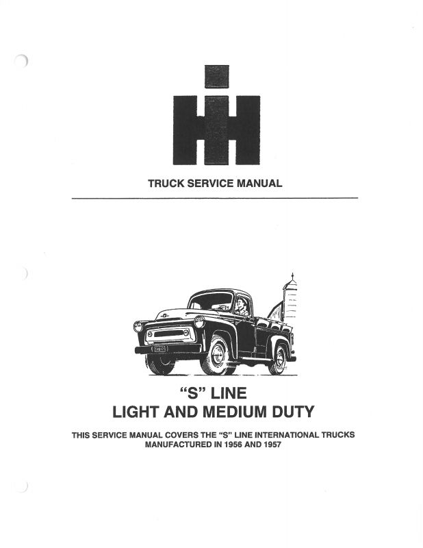 binder books international s line service manual for models built rh binderbooks com international truck manuals download international truck manuals free 4300