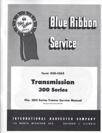 Binder books ih numbered series manuals transmission service for ih 300 series tractors similar models fandeluxe Choice Image