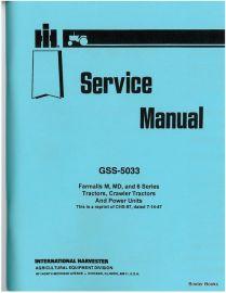 Binder Books Ih Letter Series Manuals