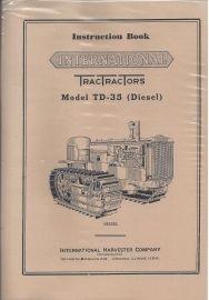 Binder Books: IH Crawler & Loader Manuals