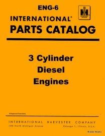 ih industrial wheel tractor parts catalogs