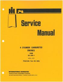 Binder books ih numbered series manuals farmall international 300 tractor service manual set fandeluxe Choice Image